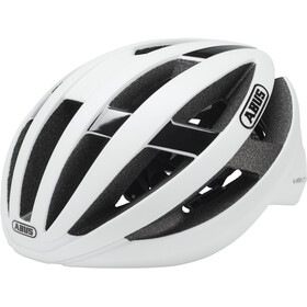 ABUS Viantor Road Helm polar white